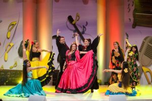 Teatralizuotas koncertas įsuks į čigoniško šėlsmo sūkurį