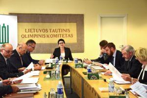 LTOK vykdomojo komiteto posėdyje – žaidynių rezultatų aptarimas