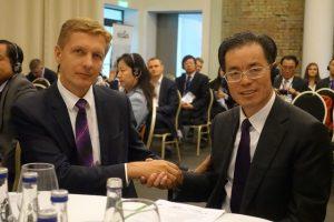 Tarptautinė konferencija tiesia Šilko kelią per Baltijos regioną