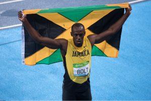 U. Boltas – ir toliau nesustabdomas