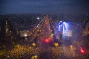 Futbolo čempionatą stebėjo daugiau nei pusė Lietuvos