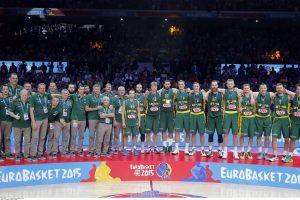 Paviešintas išplėstinis Lietuvos krepšinio rinktinės kandidatų sąrašas