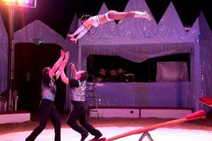 Palangoje - prestižiniai cirko artistai iš viso pasaulio