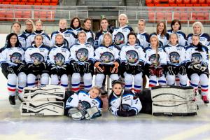 Pirmą kartą Lietuvos moterų ledo ritulio komanda dalyvaus Latvijos čempionate