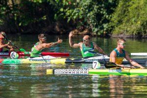 Ketvirtadienio lietuvių startai Rio de Žaneire