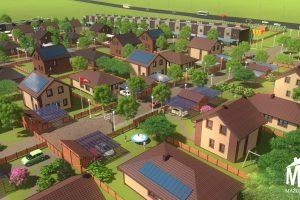 Mažosios Kalotės namai – komfortą vertinantiems miestiečiams