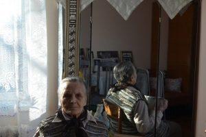 Sibire gelbėjo ir rankdarbiai