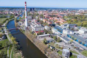 Klaipėdos planuose – naujos gatvės tiesimas