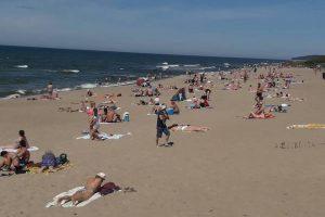 Jūroje vėl skendo Baltarusijos pilietis: šį kartą – neblaivus