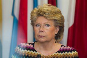 Eurokomisarė: britai neturi paramos siekiams apriboti migraciją ES viduje