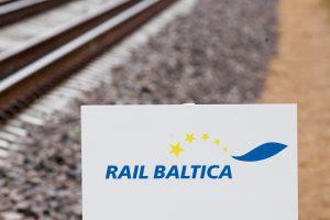 """Nutrauktas """"Rail Baltica"""" projekto viešinimo konkursas"""