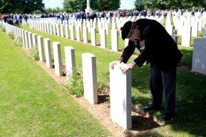 Karo veteranai dar nepamiršo didžiojo išsilaipinimo Normandijoje