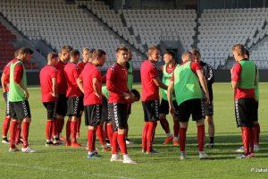 Prie Lietuvos futbolo rinktinės prisijungė A. Žulpa ir G. Freidgeimas