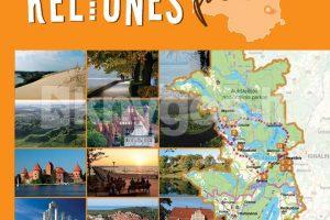 Keliautojas ragina pažinti savo šalį: šimtai maršrutų po Lietuvą