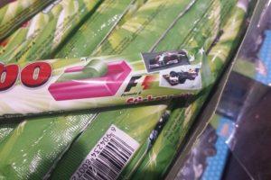 Tarptautinės operacijos derlius: užteršti vaisiai ir įtartini saldainiai iš Kinijos
