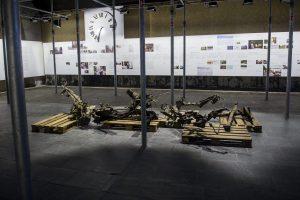 Norvegijoje atidaryta šokiruojanti A. Breiviko žudynių paroda