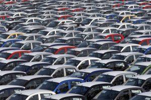 Automobilių pardavimai JAV 2015 metais – rekordiniai
