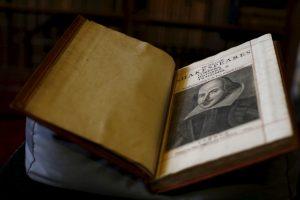 Pasaulis mini V. Šekspyro mirties 400-ąsias metines