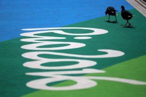 Rio olimpiados atidarymą temdo problemos