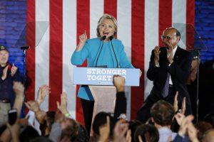 FTB neaptiko jokių H. Clinton nusižengimų