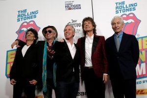 """Po 11 metų pertraukos """"The Rolling Stones"""" išleidžia albumą"""