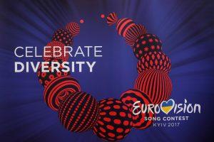 """Kijevas didina """"Eurovizijos"""" išlaidas"""