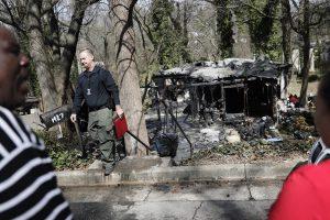 JAV per gaisrą pensione žuvo šeši žmonės