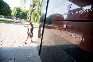 Savivaldybės reforma: steigiamas naujas skyrius