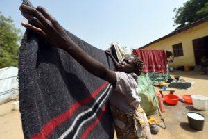 Nigerijoje nuo Lasos karštligės mirė 101 žmogus