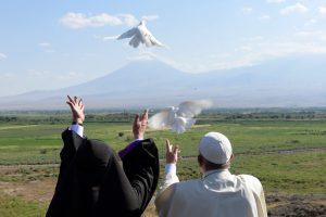 Vatikanas ir Turkija įsitraukė į ginčą dėl armėnų genocido