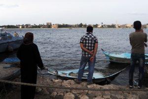 Prie Egipto įvykusios migrantų laivo katastrofos aukų – jau 42