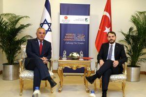 Turkija ir Izraelis svarsto galimybę tiesti povandeninį dujotiekį