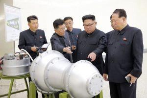 Š. Korėjos branduolinis bandymas buvo daug galingesnis už bombą, nušlavusią Hirošimą?