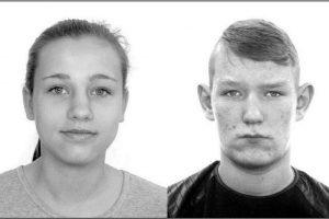 Akmenės rajone dingo du šešiolikmečiai