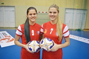 Talentingos dvynės kelia sparnus į Skandinaviją