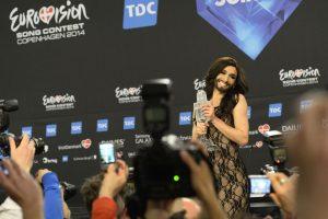 """""""Eurovizijos"""" transvestitas patiko Lietuvos komisijai"""
