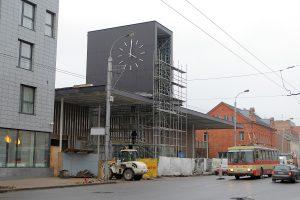 Naująją Kauno autobusų stotį planuojama atidaryti sausį