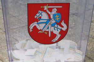 Marijampolės mero rinkimuose jau balsavo 1,12 proc. rinkėjų