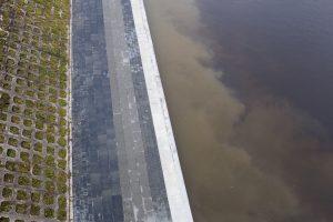 Ekologinės nelaimės Kaunui pavyko išvengti