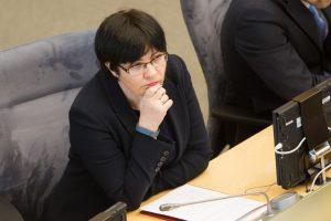 E. Žiobienė: iniciatyvos dėl vaikų gerovės iki šiol atsimušdavo į sieną