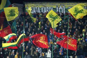Ilgai laukta prošvaistė Lietuvos futbolo padangėje