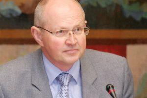 G. Aleknonis atsisako dirbti Seime vietoj N. Venckienės