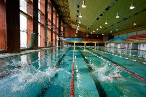 R. Šimašius: Lazdynų baseinas bus griaunamas dar nepastačius naujo baseino
