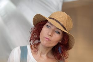 Aktorė R. Dominaitytė: esu pamišusi dėl teatro