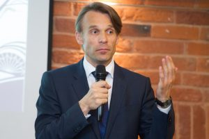 E. Urbanavičius: tai bus puiki proga Lietuvai prisistatyti visam pasauliui