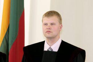 Prezidentė leido patraukti atsakomybėn korupcija įtariamą Kauno teisėją
