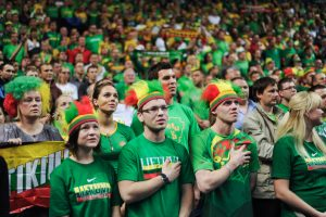 J. Ohmanas: tautinės mažumos pasižymi tuo, ko trūksta lietuviams