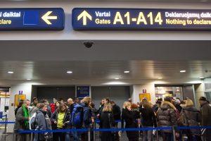Lietuvos oro uostai sulauks daugiau keleivių iš Baltarusijos