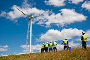Startuoja 100 mln. eurų vertės vėjo jėgainių parkas