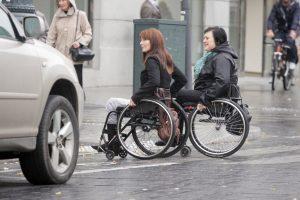 Svajonė vairuoti išsipildo ne visiems neįgaliesiems